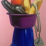 Stilleben 2, Öl auf Leinwand, 80 x 60 cm, 2013