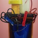 Stilleben 4, 80 x 60 cm, Öl auf Leinwand, 2014