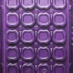Pralinen-Blister, Öl auf Leinwand, 140 x 100 cm, 2017